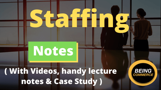 Read more about the article Staffing